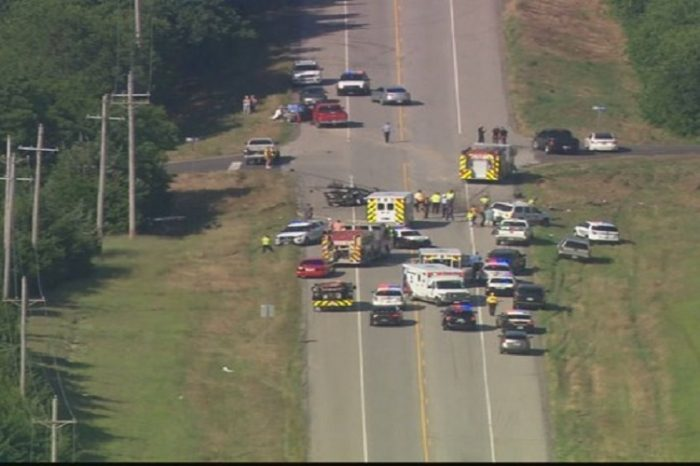 Chain-Reaction Crash Involving 5 Vehicles on State Highway 121 In Texas Kills 4, Injures 9